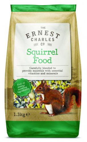 The Ernest Charles Co Squirrel Food 1.3kg